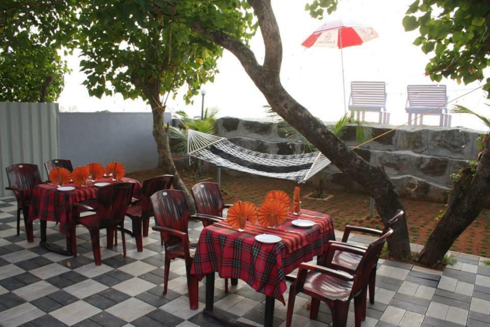 Shalom Beach Residency Resort Alleppey Restaurant