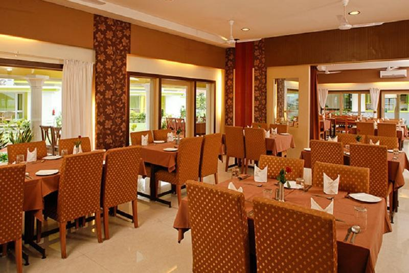 Panoromic Sea Resort Alleppey Restaurant