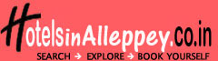 Hotels in Alleppey Logo